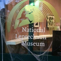 Photo taken at National Leprechaun Museum by Arseny R. on 10/25/2013