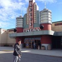 Photo taken at Marcus Ridge Cinema - New Berlin by Karen L. on 10/25/2013