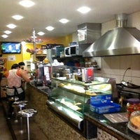 Photo taken at Café e Lanches Menininha by Hilario O. on 8/19/2013