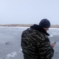 Photo taken at Садки by Anton V. on 2/8/2014