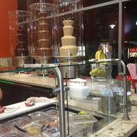Photo taken at Choco Fruit by Tina S. on 8/1/2013