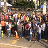Photo taken at Washington Park Live Arts Music Festival by Sidney W. on 9/20/2014