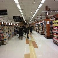 Photo taken at ShopRite by Sidney W. on 2/9/2013