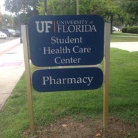 Photo taken at UF Student Health Care Center - Infirmary Building by Ceren B. on 8/6/2014