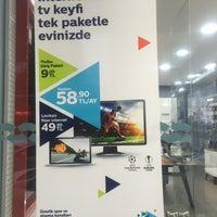 Photo taken at Türk Telekom - Akra Tic.Ltd.Şti. by Aslı on 3/18/2016