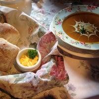 Photo taken at Miss Marple's Tea Room by Isa Z. on 12/14/2013