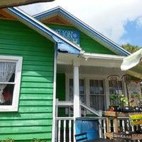 Photo taken at Dandelion Communitea Café by James G. on 10/1/2012