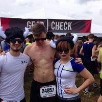 Photo taken at Warrior Dash Texas by Josefina S. on 3/22/2014