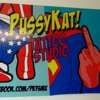 Pussy kat tattoo — 13