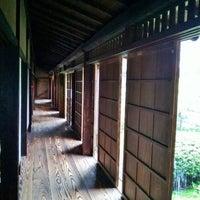 Photo taken at Former Hosokawa Residence by TJ on 4/6/2013