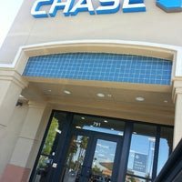 Photo taken at Chase Bank by Fabio O. on 11/5/2013