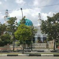 Photo taken at Taman Ratu Safiatuddin by ratna y. on 3/8/2017