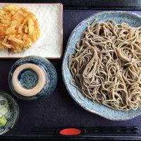 Photo taken at 十割そば ひかり by Yushi F. on 7/15/2017