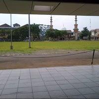 Photo taken at Universitas Muhammadiyah Purwokerto (UMP) by Avi Bukan Afi on 1/14/2014