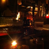 Photo taken at Clandestino by Chelsea on 10/1/2012