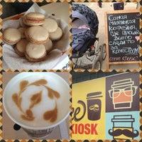 Снимок сделан в Coffee Kiosk пользователем Alexandra S. 5/12/2014