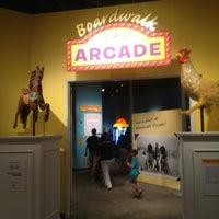 Photo taken at Strong Museum: Boardwalk Arcade by Steve V. on 8/15/2013