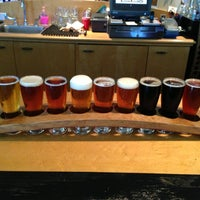 Photo taken at Napa Smith Brewery by Elaina A. on 4/1/2013