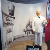 Photo taken at Louisville Visitors Center by Joe Z. on 9/10/2017