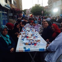 Photo taken at Hacı Arif Bey Sokak by Emely on 6/26/2015