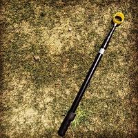 Photo taken at Blackberry Trail Golf Course by Brett T. on 4/19/2014