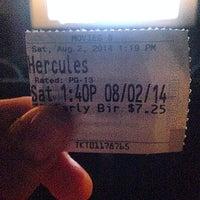 Photo taken at Cinemark Movies 8 by Elijah A. on 8/2/2014