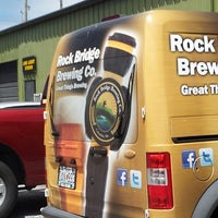 Photo taken at Rock Bridge Brewing Co. by Lissa A. on 6/1/2013