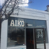 Photo taken at aiko pops by Helena W. on 3/8/2016