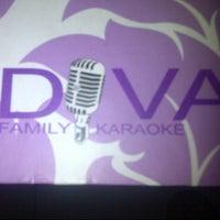Photo taken at DIVA Family Karaoke by Rianakeren S. on 11/24/2013