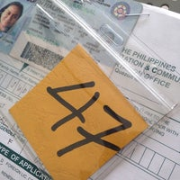 Photo taken at LTO Driver's License Renewal Center by Judith C. on 4/28/2014