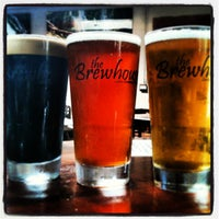 Photo taken at The Brewhouse by Devon G. on 5/3/2013