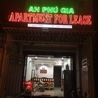 Photo taken at An Phú Gia Apartments by Elini B. on 4/5/2014