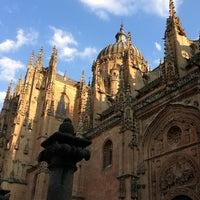 Photo prise au Catedral de Salamanca par Giovanna Z. le8/20/2013