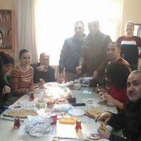 Photo taken at abdullah günaydın ilkokulu by Seda Ö. on 1/21/2016