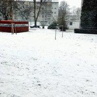 Photo taken at Mühlburg by Eileen M. on 1/8/2017