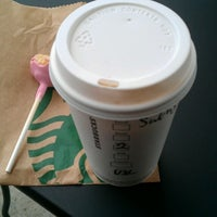 Photo taken at Starbucks by Sukhjit G. on 3/2/2013
