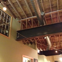 Photo taken at Andrew's loft by Trever H. on 12/15/2012