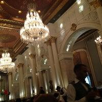 Foto tomada en Imperium Restaurant - Jumeirah Zabeel Saray por Yaroslava S. el 9/27/2013