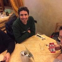 Photo taken at La Fenice by Attilio G. on 11/29/2014