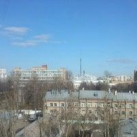 Photo taken at Юннатов, 18 by Annie on 3/26/2014