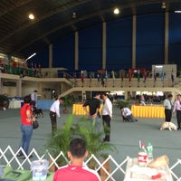 Photo taken at Pcci Activity Center by Dindo M. on 8/17/2014