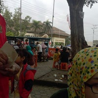 Photo taken at PKOR Way Halim by Dian R. on 2/2/2014