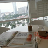 Photo taken at Menara HSBC Cafeteria by MYusof I. on 11/26/2013