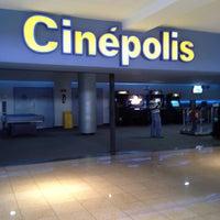 Photo taken at Cinépolis by Liza M. on 8/21/2013