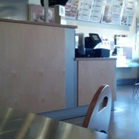 Photo taken at Which Wich? Superior Sandwiches by James M. on 10/23/2012