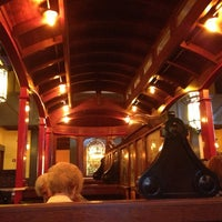 Photo taken at Old Spaghetti Factory by Dorothy G. on 10/7/2012