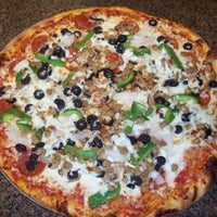 Photo taken at All Star Pizza by All Star Pizza on 8/20/2013