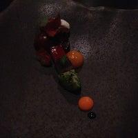 Photo taken at Moto Restaurant by Jihyun♡ on 10/9/2012