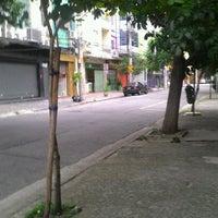 Photo taken at Rua Correia de Melo by Luís X. on 1/6/2017