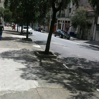 Photo taken at Rua Correia de Melo by Luís X. on 1/11/2017